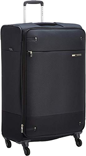 Samsonite Base Boost Spinner Suitcase, 78 cm, 113 L, Schwarz
