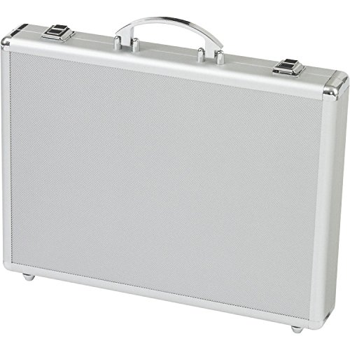 ALUMAXX Attaché-koffer MINOR, Aluminum, silber